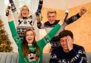 Lustige Weihnachtspullover 2018: Nerd-Spaß für Gamer und Filmfans