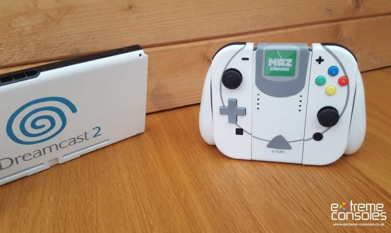 Sehr cooler Dreamcast-Controller. (Foto: Extreme Consoles)