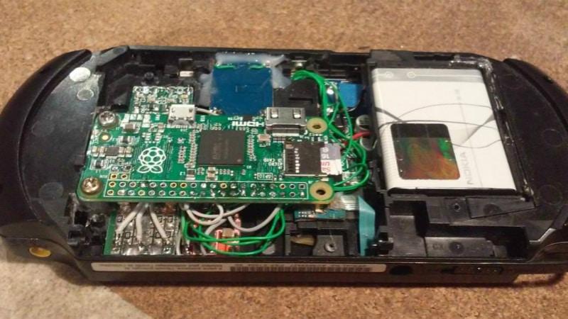 Teile der Hardware wurden ersetzt. (Foto: retrohax)