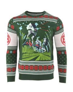 Star Wars Weihnachtspullover. (Foto: Geekstore)