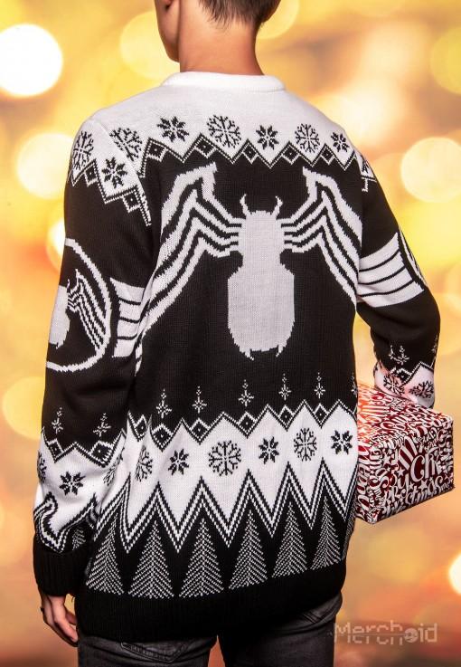 Venom Weihnachtspullover. (Foto: Merchoid)