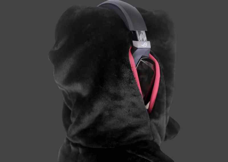 Aussparungen für Kopfhörer. (Foto: Bauhutte)