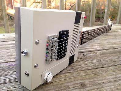 Die Guitendo-E-Gitarre. (Foto: Guitendo)