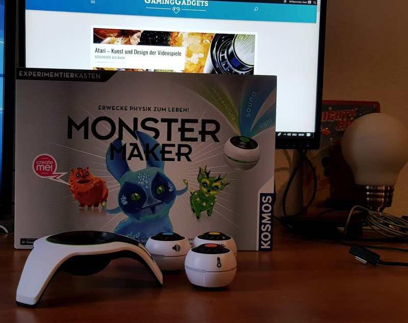 Empfehlung für Monster Maker. (Foto: Sven Wernicke)