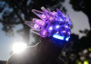 Automaton LED-Helm: Der Kopfschutz des 21. Jahrhunderts!
