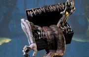 Dark Souls: Die lebende Truhe als gruselige Figur