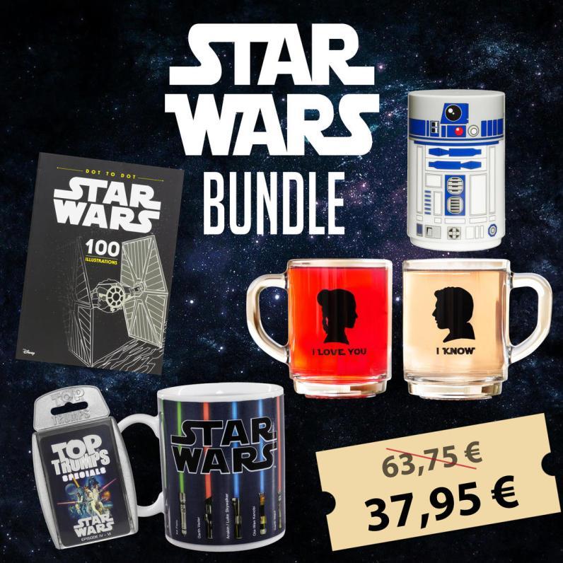 Die Star Wars Geschenkebox. (Foto: GetDigital)