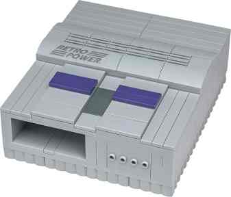 SNES US-Modell. (Foto: Retro Power)