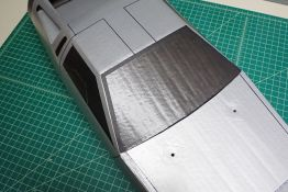 DIY DeLorean. (Foto: Instructables)