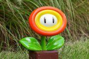 Super Mario Bros.: Stellt euch die Feuerblume in den Garten