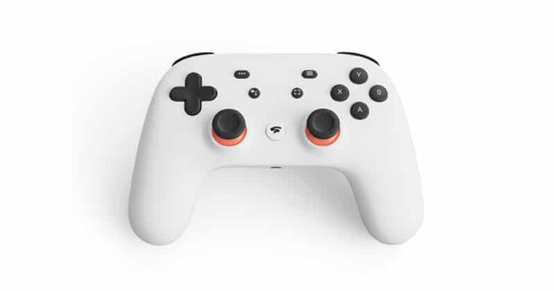 Kommt euch bekannt vor? Der Stadia-Controller lehnt sich an dem Xbox-Controller an. (Foto: Google)