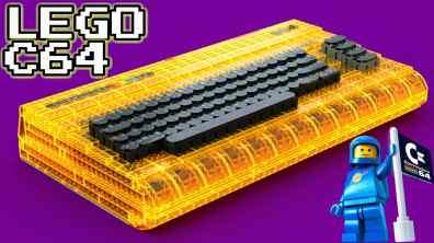 Das LEGO-Innenleben. (Foto: Perifractic)