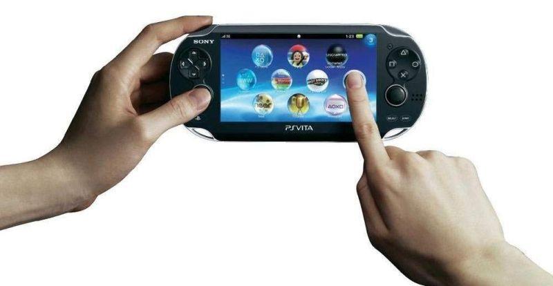Die Vita setzte damals auf Highend-Technik, die man höchstens in Luxus-Smartphones fand. (Foto: Sony)