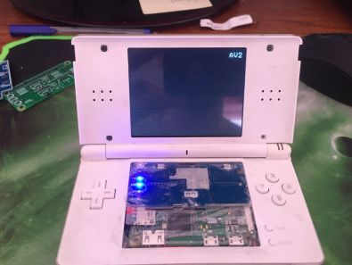 NDS Zero. (Foto: Instructables)