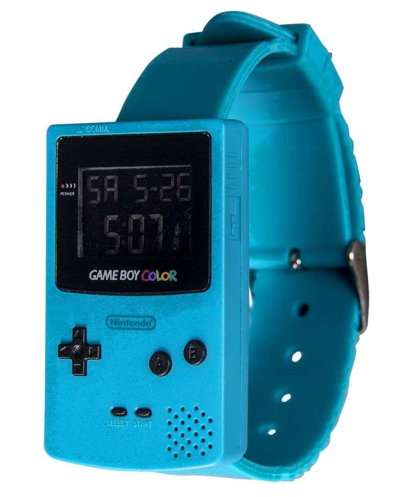 Wie wäre es mit einer Gameboy Color Armbanduhr? (Foto: Merchoid)