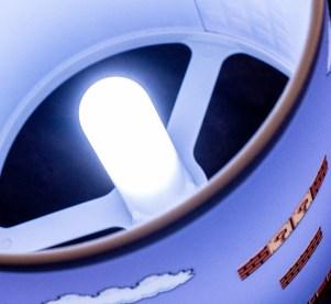NES Controller Lampe. (Foto: Merchoid)