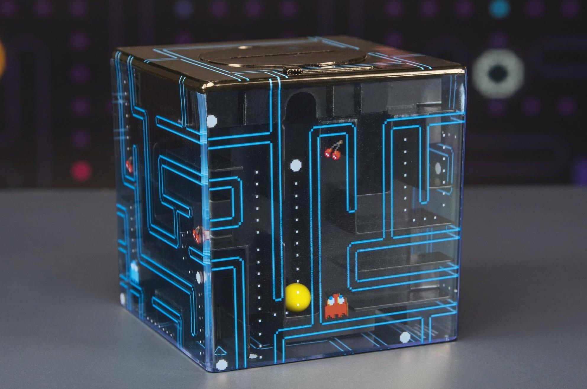 Pac-Man gegen Langeweile. (Foto: Merchoid)