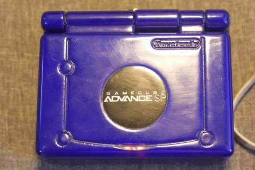 Wii Gamecube Advance SP 2.0 (Foto: David Barscheski)