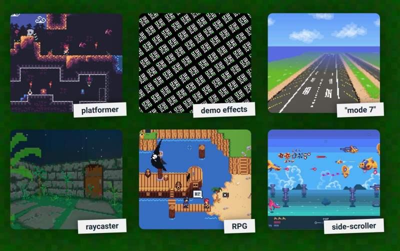 Optimiert auf Retro-Spiele. (Foto: Pimoroni Ltd)