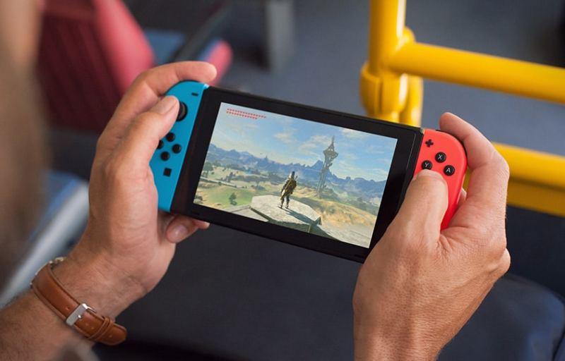 Der größte Vorteil: Mehr Akkuleistung. (Foto: Nintendo)