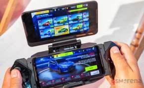 Der TwinView II für das ROG Phone II. (Foto: gsmarena)