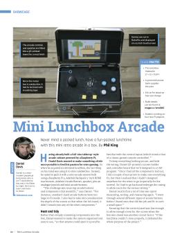 Retro Gaming with Raspberry Pi-Leseprobe. (Foto: Raspberry Press)