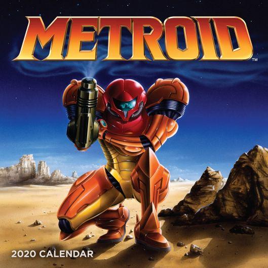 Metroid 2020 Kalender. (Foto: Nintendo)