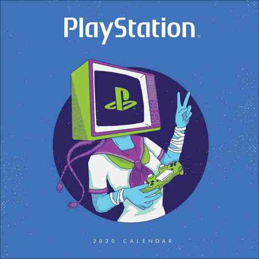 PlayStation Kalender 2020. (Foto: Sony)