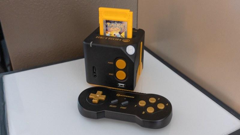 Ist der Controller für alte Gameboy-Spiele wirklich nötig? (Foto: Gizmodo)