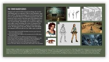 Tomb Raider Briefmarken. (Foto: Royal Mail)
