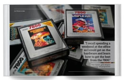 Atari 2600/7800: A Visual Compendium