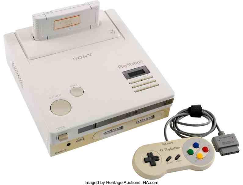 Die SNES Playstation. (Foto: HA)