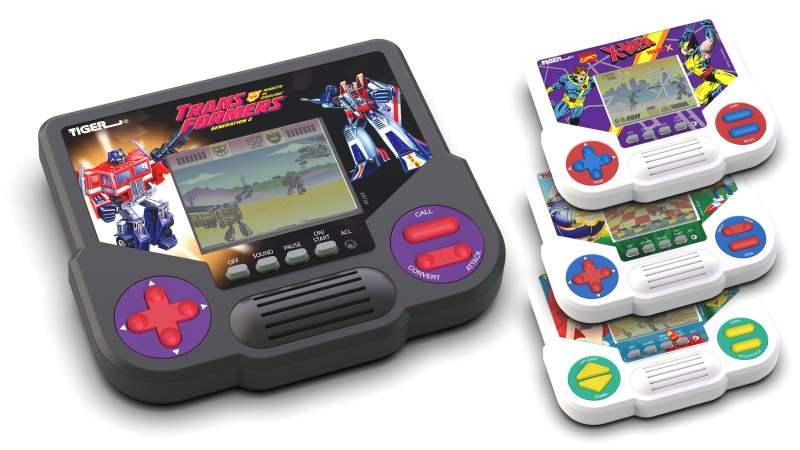 Wie wäre es mal wieder mit einem LCD-Spiel? (Foto: Hasbro)