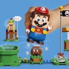Auch mehrere Marios können wohl verwendet werden. (Foto: LEGO)