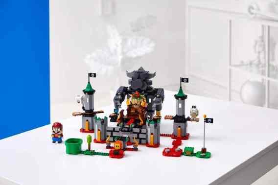 Bowsers Festung. (Foto: LEGO)