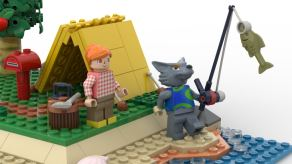 LEGO Animal Crossing: New Horizons. (Foto: LEGO Ideas)