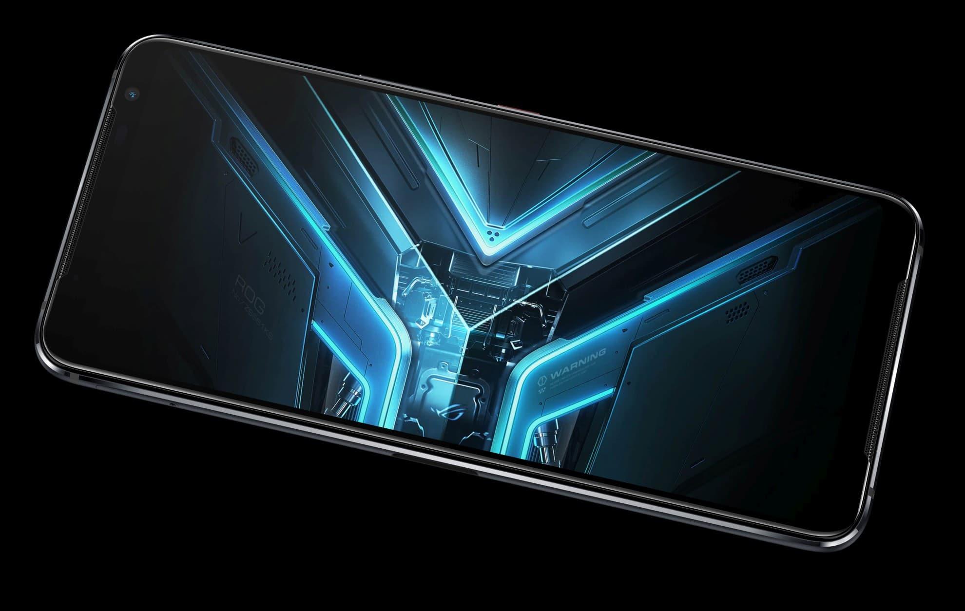 Das neue Asus ROG Phone III ist stark. (Foto: Asus)