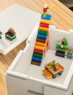 LEGO Bygglek. (Foto: LEGO)