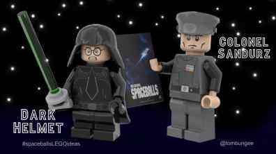 LEGO Spaceballs. (Foto: LEGO Ideas)
