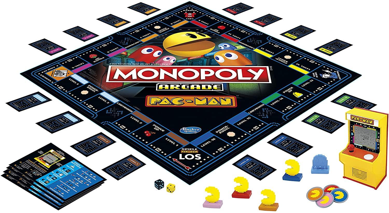 Das sieht nach viel Spaß mit Pac-Man aus. (Foto: Hasbro)