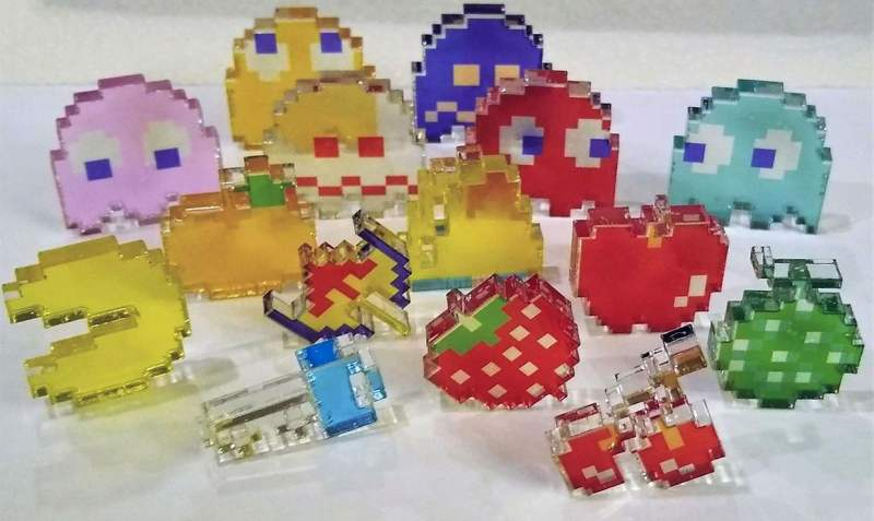 Pac-Man darf nicht fehlen. (Foto: Etsy)