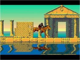 Spiel von der uChip Simple VGA Console. (Foto: CrowdSupply)