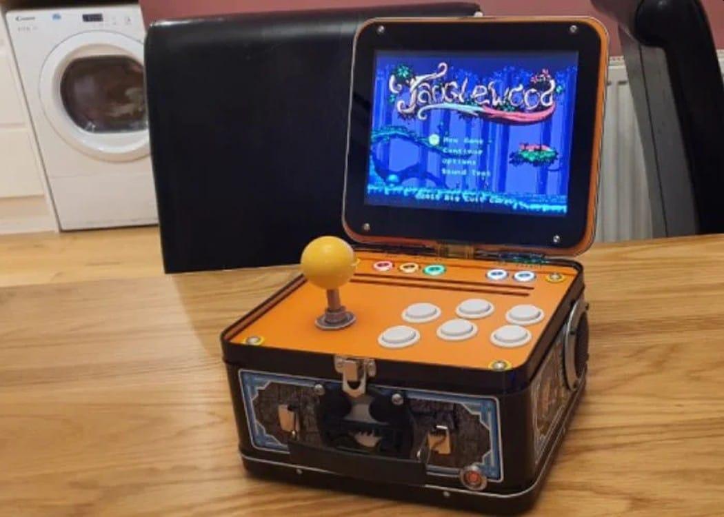 Das ist Lunchbox Arcade. (Foto: Screenshot)