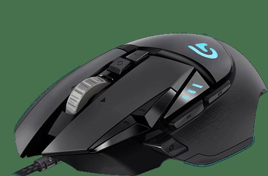 Logitech G402 vs Logitech G502 - Comparison Review - GamingGem