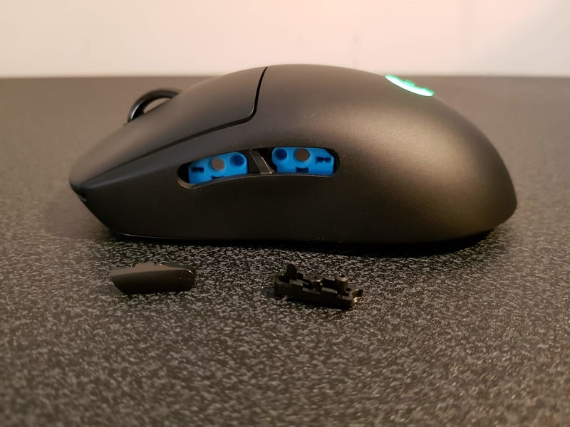 Logitech G Pro Wireless Modular Side Buttons