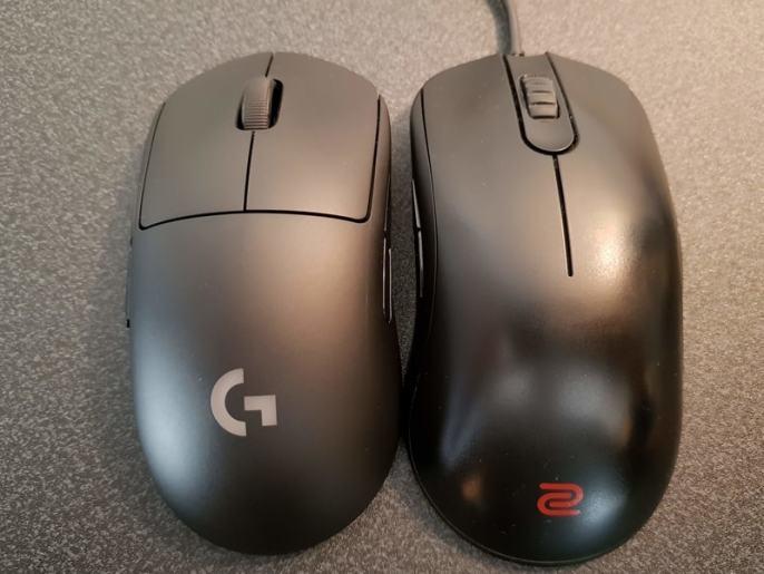 Logitech G Pro Wireless vs FK1 FK2