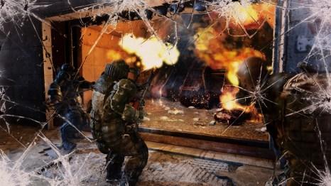 Metro: Last Light Environments: Survival