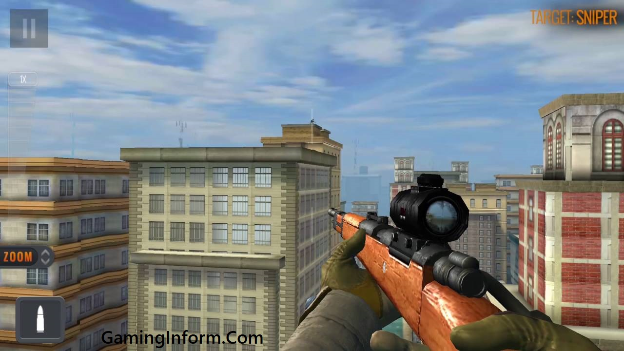 Sniper 3D Full Hack File Download For Android Free