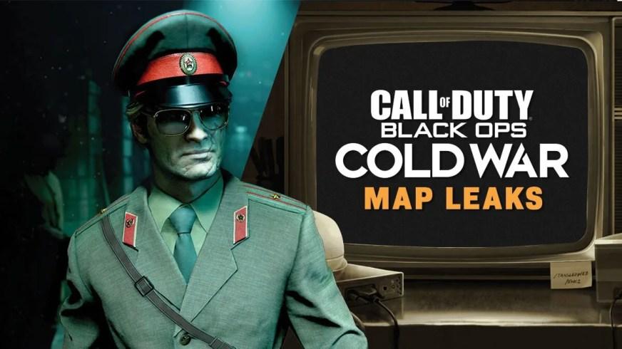Call of Duty Black Ops Cold War Beta Maps Leak Online