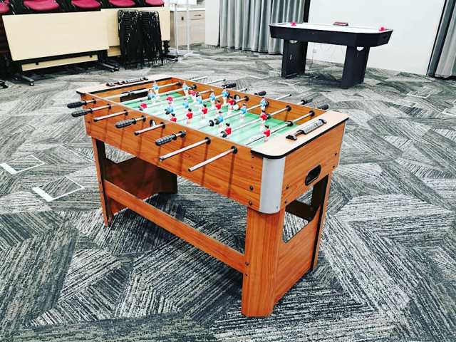 Foosball Table Rental Singapore